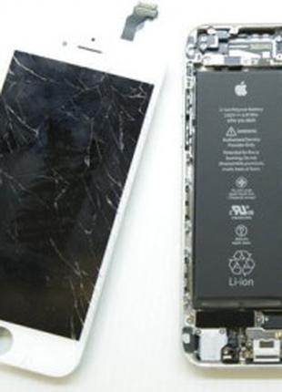 Замена экрана iphone 6 Киев