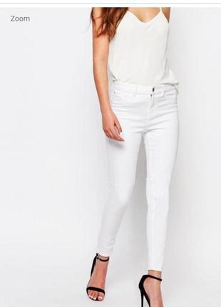 Новые стрейчевые базовые джинсы скинни размера l-xl