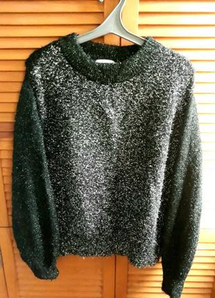 Новый женский свитер-травка H&M размер М