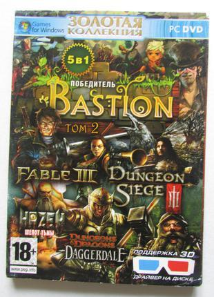 Золотая коллекция сборник рпг 5 в 1 сборник игр PC DVD лицензи...