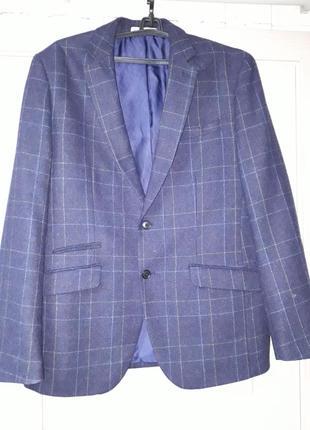 Новый крутой твидовый пиджак от hammond