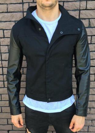 Куртка - мужская (чёрная)