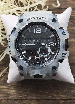 Наручные часы - в стиле casio g-shock (серые)