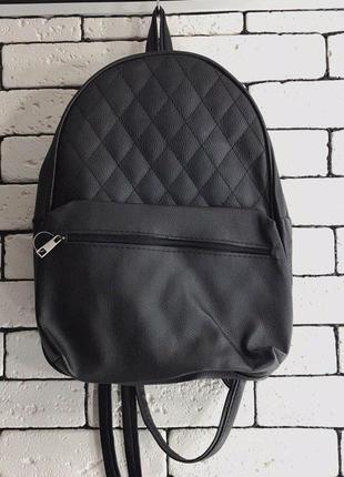 Рюкзак - чёрный,с-55