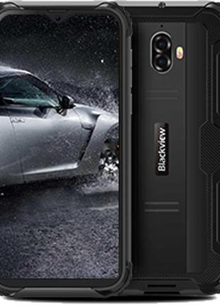 Смартфон защищенный с двумя камерами на 2 sim Blackview BV5900...