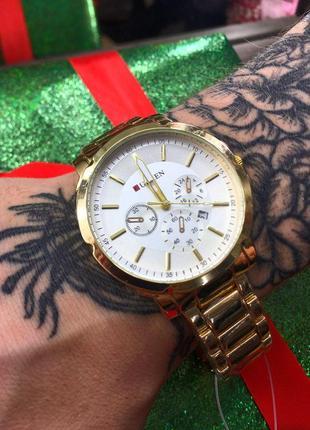 Наручные часы - в стиле curren