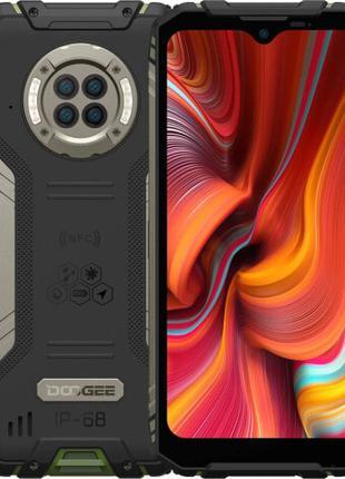 Смартфон водонепроницаемый с 4 хорошими камерами на 2 sim Doog...