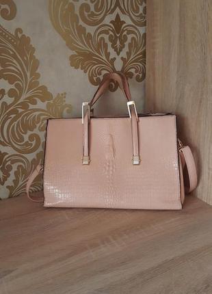 Пудровая сумка