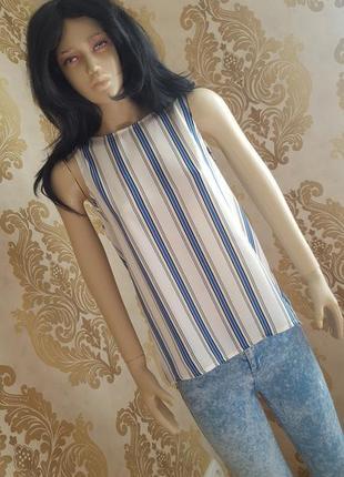 Актуальная блуза в полоску