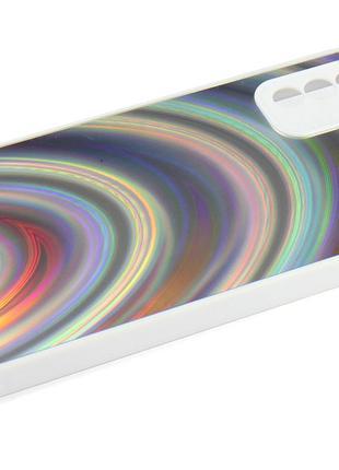 Чехол Rainbow для Xiaomi Poco M3 Silver