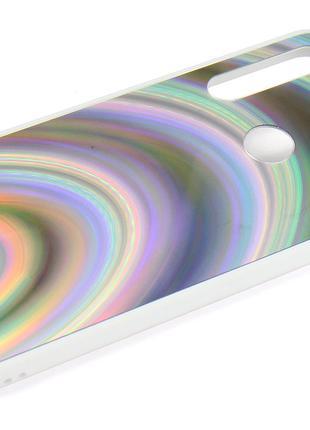 Чехол Rainbow для Xiaomi Redmi Note 8 Silver