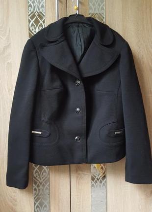 Базовый черный пиджак л\хл