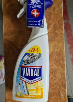Средство для ухода за ванной комнатой Viakal – 500г
