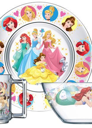 Набор детский ОСЗ DISNEY Принцессы Дисней