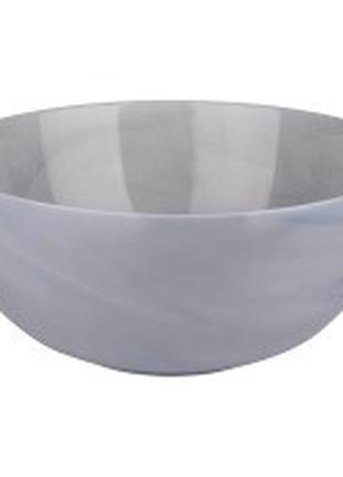 Салатник/Пиала LUMINARC DIWALI MARBLE GRANIT /21 см (P9836)