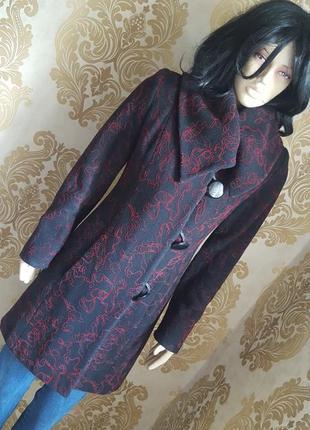 Актуальное теплое пальто