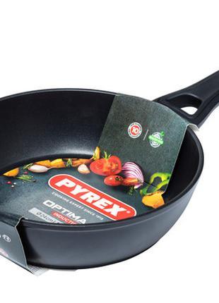 Сковорода PYREX OPTIMA+ 26 см, глубокая