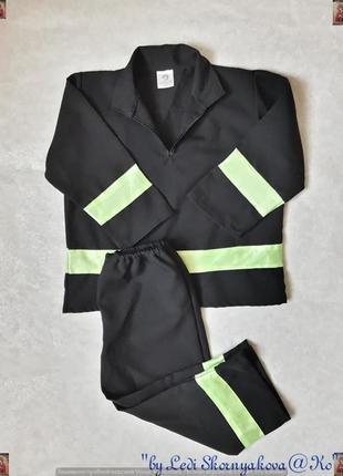 """Новый карнавальный костюм """"пожарник""""(куртка+брюки) с лампасами..."""