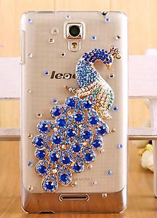 Чехол Lenovo S650 S660 A859 A850 Plus X3 Lite K920 Vibe Z2 mini