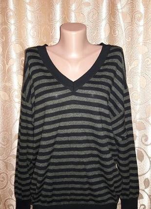 🌺🎀🌺красивая женская кофта, свитер в полоску, джемпер marks & s...