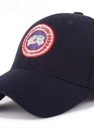 Бейсболки кепки canada goose шерсть оригинал