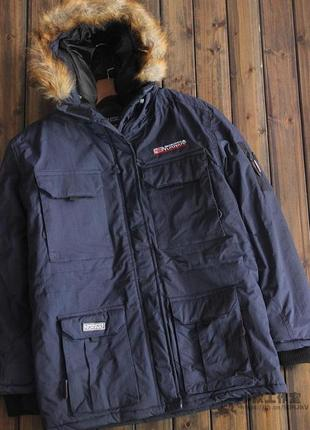 Мужские куртки парки geographical norway