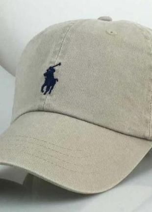 Летние бейсболки кепки polo ralf lauren оригинал