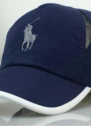 Дышащие кепки бейсболки polo ralf lauren оригинал