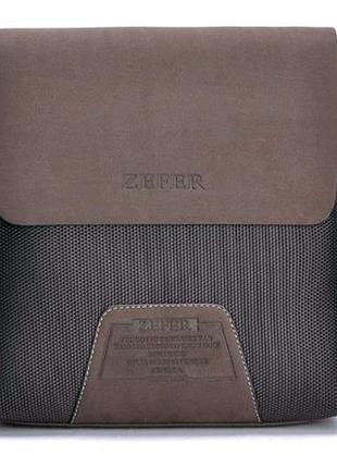 Качественная сумка мужская  zefer