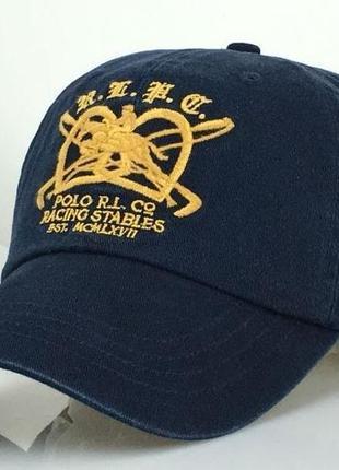 Бейсболки кепки polo ralf lauren оригинал