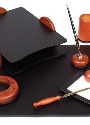 Набір настільний дерев'яний 7 предметів Good Sanrise RS7MJ-1A,...