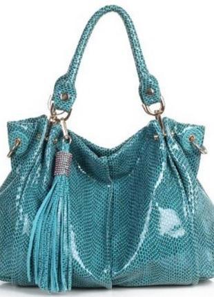Элегантные женские кожаные сумки