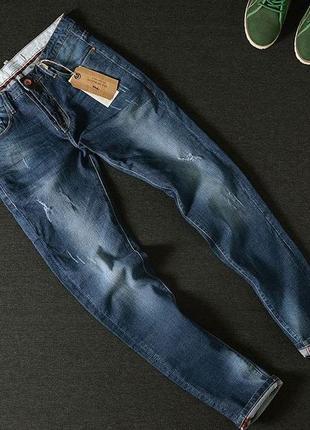 Летние мужские джинсы  оригинал