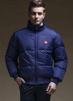 Мужская куртка пуховик abercrombie & fitch