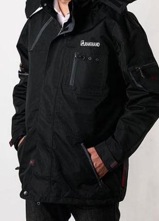 Зимняя мужская куртка arakhand 2в1 оригинал