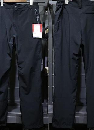 Мужские утепленные штаны брюки jack wolfskin оригинал