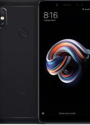 Смартфон с большим дисплеем и двойной камерой на 2 sim Xiaomi ...