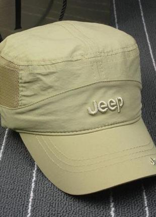 Мужские дышащие кепки jeep