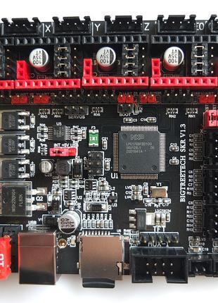 32-битная материнская плата Bigtreetech Skr V1.3 для 3d-принтера