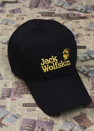 Кепки бейсболки jack wolfskin