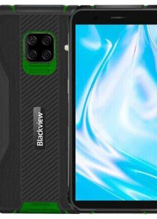 Смартфон ударопрочный, водостойкий на 2 sim с тройной камерой ...