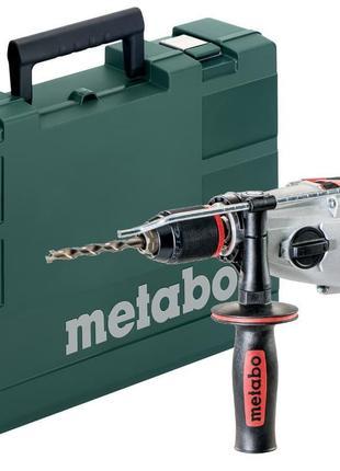 Дрель ударная Metabo SBE 850-2 S БЗП + Кейс (600787500)