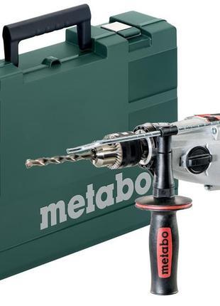 Дрель ударная Metabo SBE 850-2 зубчатый патрон (600782510)