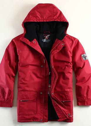 Зимние мужские куртки geographical norway оригинал