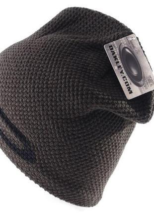 Зимние шапки oakley оригинал