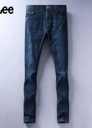 Качественные мужские джинсы lee