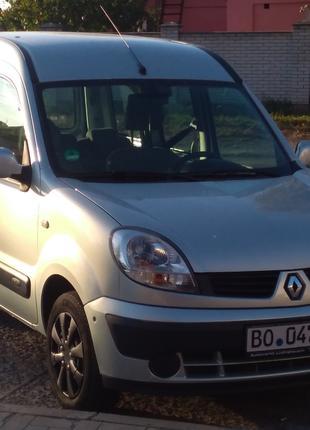 Renault Kangoo Ориг.Пасс. A/C 2006