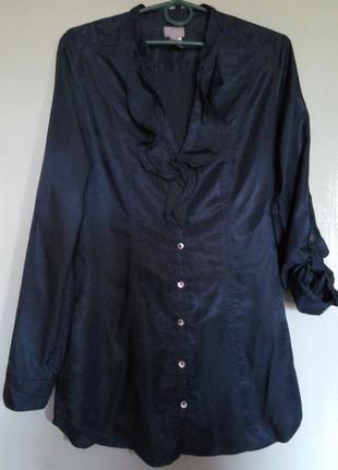 Красивая блузка с рюшами h&m