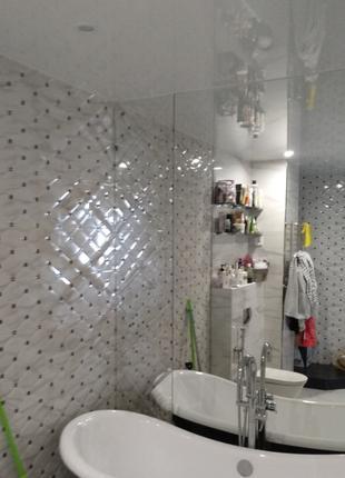 Облицовка плиткой ванных комнат.В Черкассах