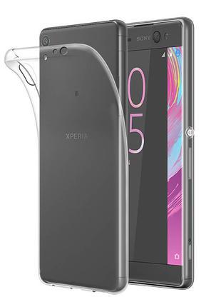 Чехол GOR для Sony Xperia XA Ultra F3212 Transparent